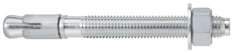 Hilti KB3, an affordable stainless option for hard rock.